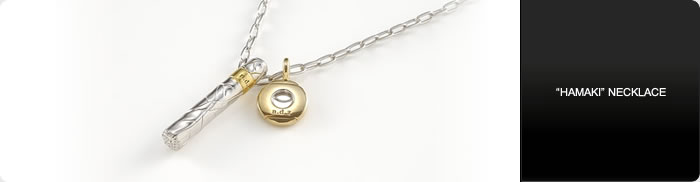 """HAMAKI""NECKLACE"